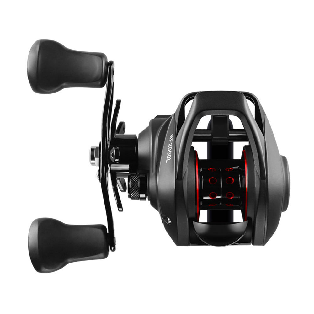 13 axis Z Shape Rocker Arm Long Distance Casting Low-Profile Reel Fishing Reel  BF2000 left hand (middle cup)