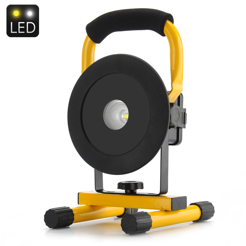 30W Portable CREE LED Flood Light