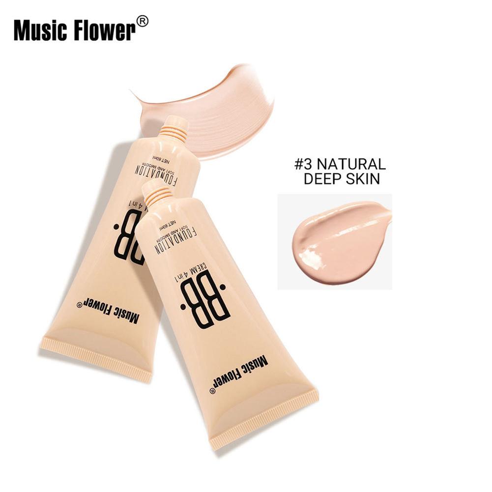 Full Cover BB Cream Foundation Makeup CC Cream Oil Control Moisturizing Concealer