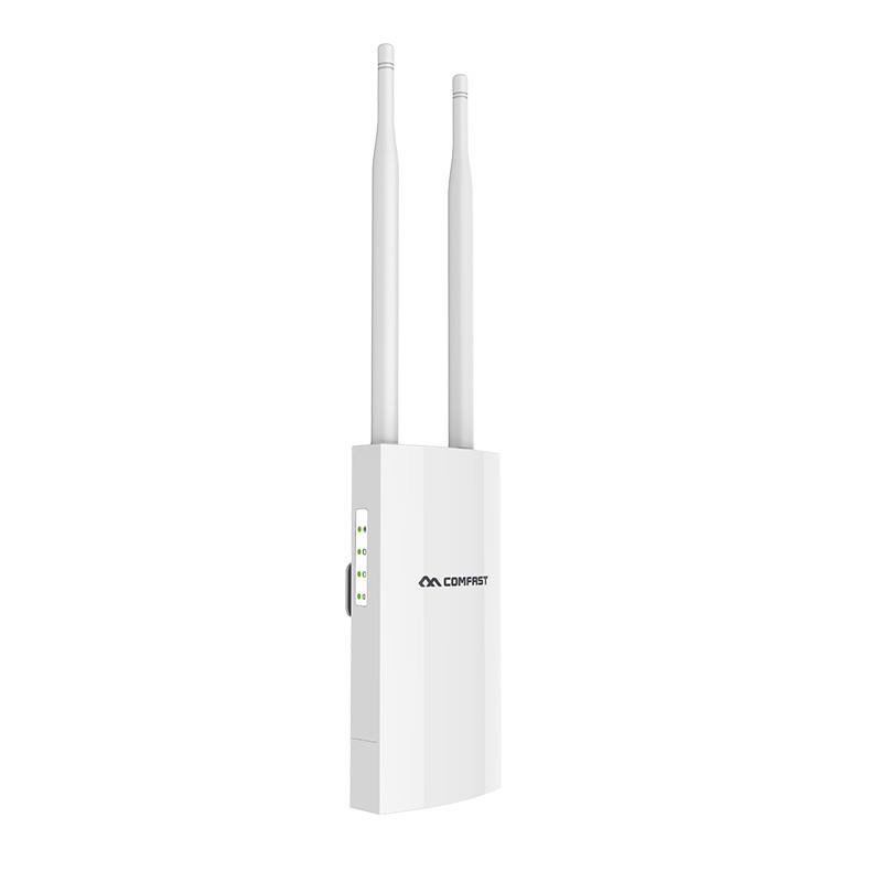 COMFAST CF-EW71 Outdoor Weatherproof 27dbm Wireless Wifi Router/AP Repeater 2.4G External Antenna Wifi Base Station UK plug