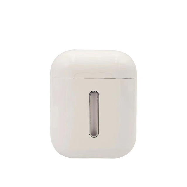 Macaroom Q8L Bluetooth 5.0 TWS Earbud Touch Control Headphone Pop-up 8D Stereo Wireless Earphone white