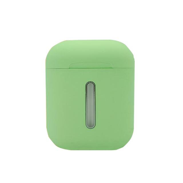Macaroom Q8L Bluetooth 5.0 TWS Earbud Touch Control Headphone Pop-up 8D Stereo Wireless Earphone green
