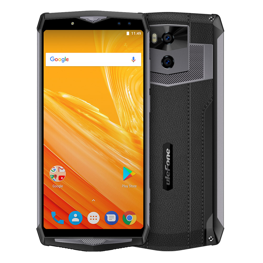 ULEFONE Power 5 Smartphone - Black