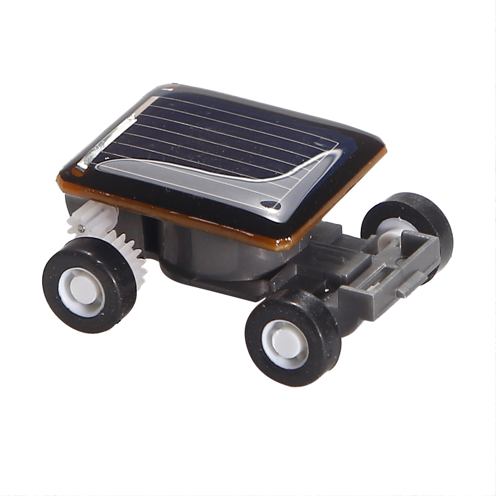 CeeMart Worlds Smallest Solar Powered Car