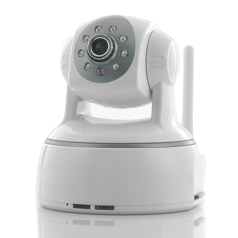 Plug & Play 720p IP Security Camera - Strike