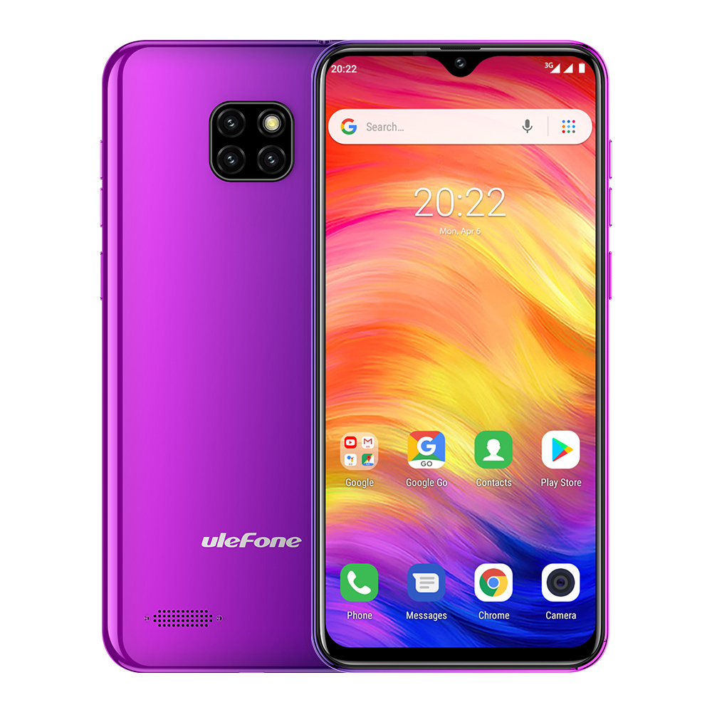 Ulefone Note 7 1+16GB Smartphone Purple