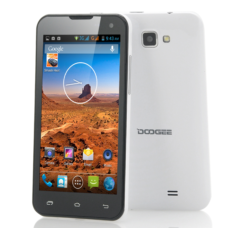 Android 4.2 Phone - DOOGEE Hotwind (W)