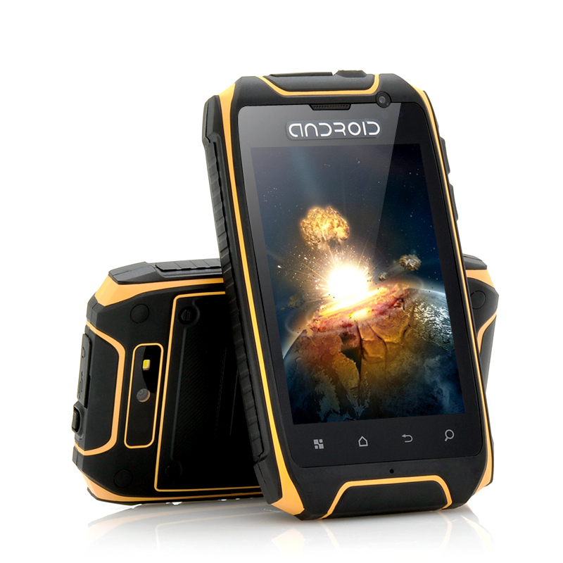 3.5 Inch Android Rugged Phone - Comet (Y)