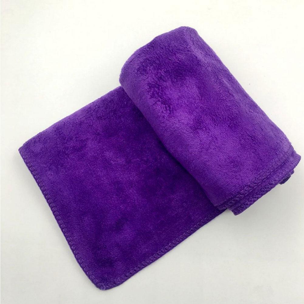 Car  Washing  Towel 30*70cm Cleaning Tool Ultra Soft Microfiber Cloth For Car