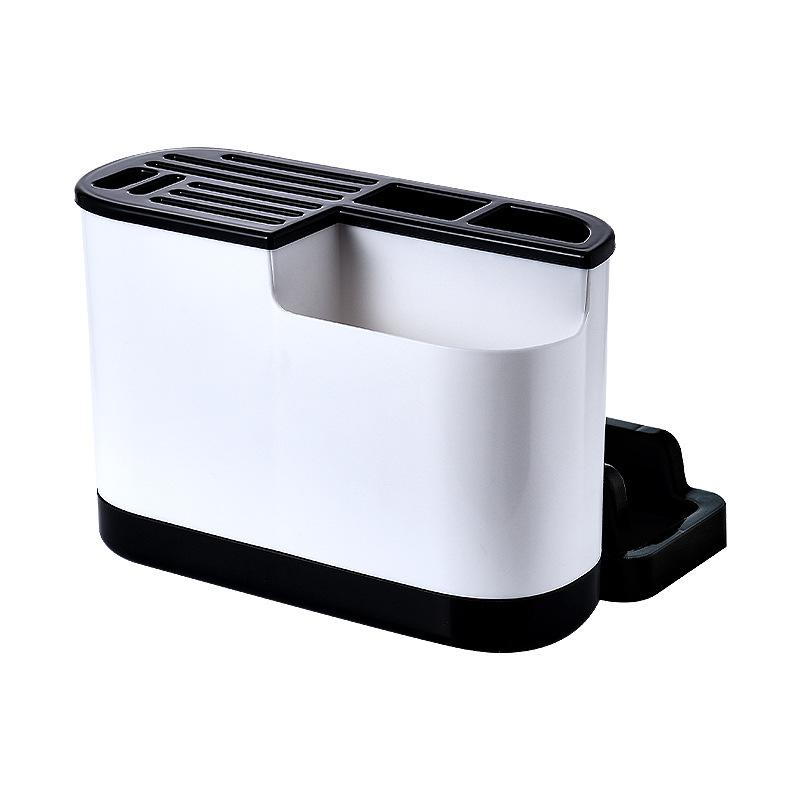 Multifunctional Cutting  Board Storage Rack Kitchen Storage Holder Cookware Mount Upgraded black