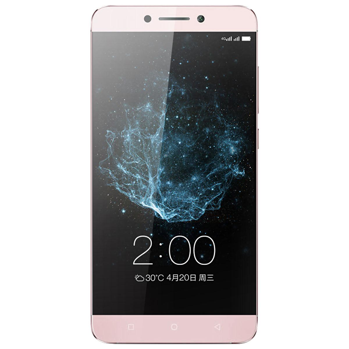LeEco LeTV X520 3+64GB Smartphone Rose gold