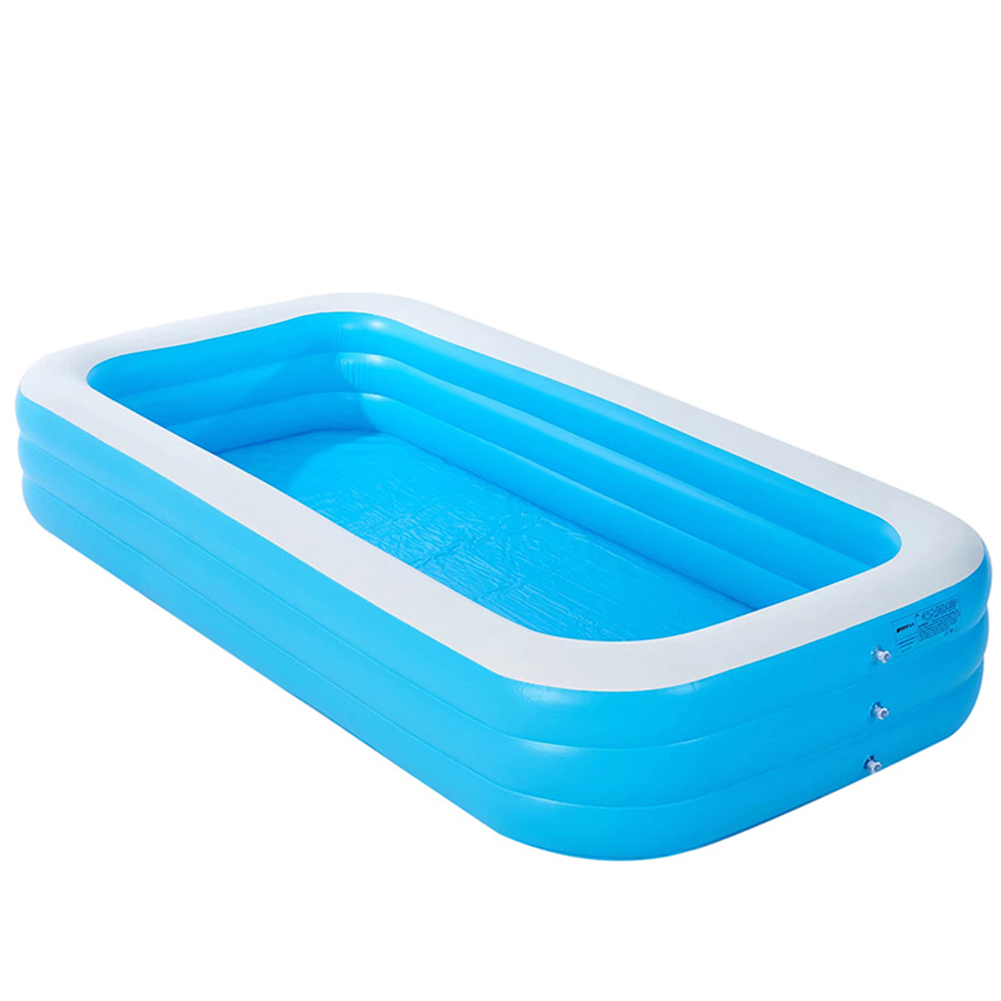 Children Inflatable Swimming Pool Large Family Summer Outdoor Pool Kids 180CM