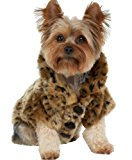 Generic Luxury Pet Dogs Coat Winter Clothes M