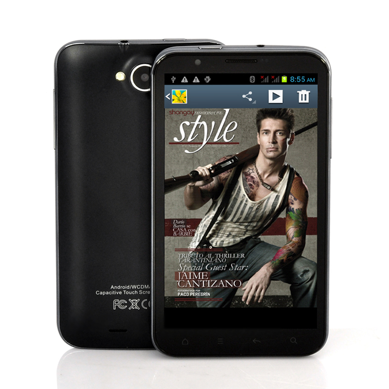 6 Inch Dual Core Android 4.1 Phone - Bariq