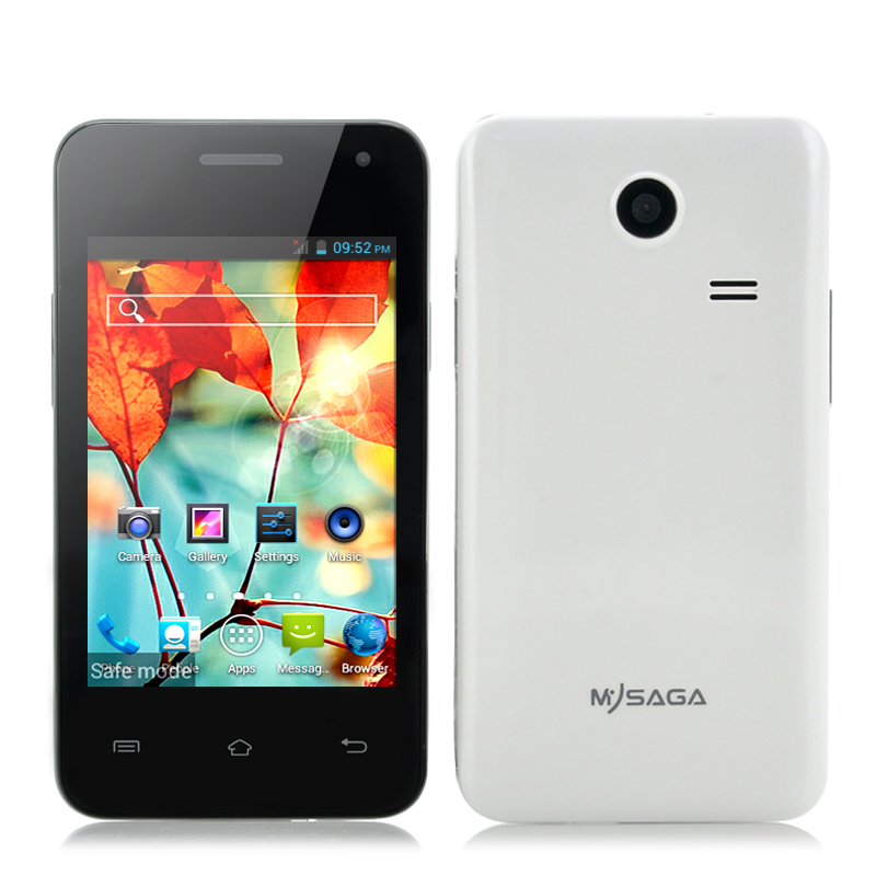 MySaga C4 Android 4.2 Phone (W)