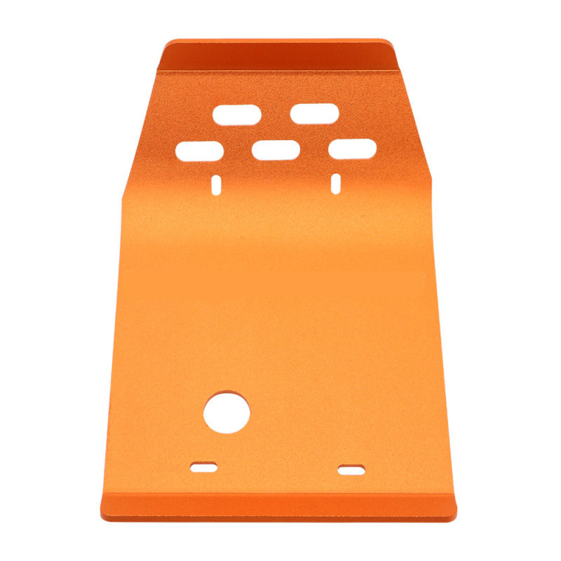 Engine Protector Skid Plate Guard Baseplate Engine Chassis Guard Radiator Protection for Yamaha Tricker 250 XT250X SEROW 250 Orange