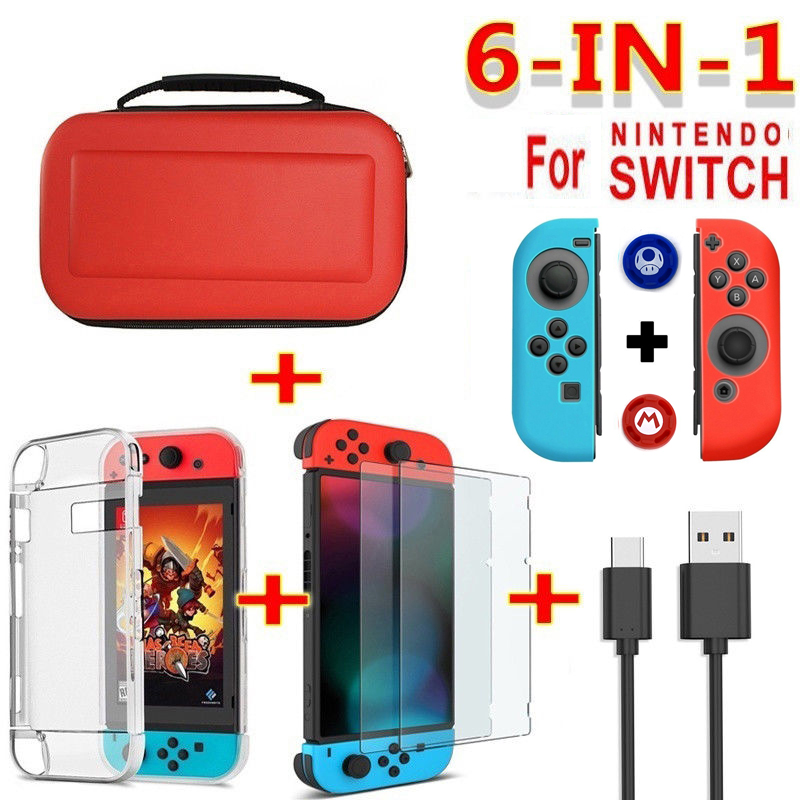Screen Protector Case Charging Cable