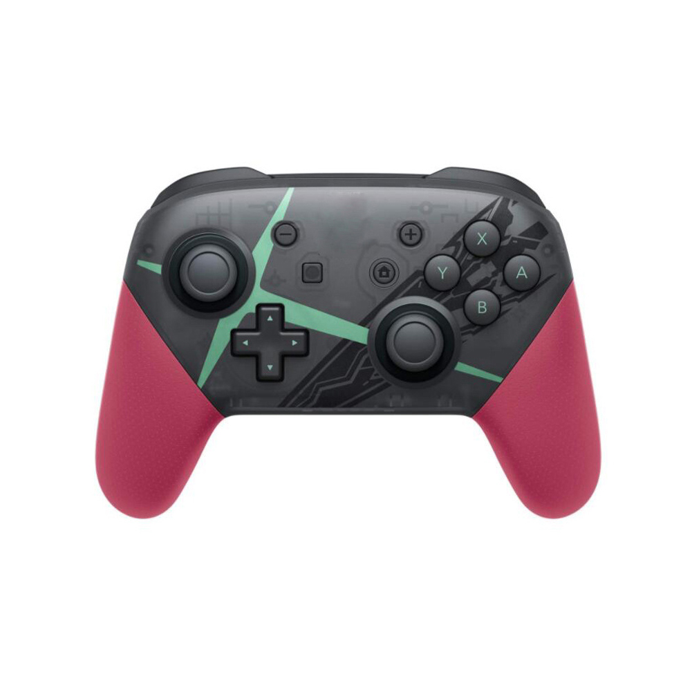 Switch pro Controller Bluetooth Wireless Controller Game Accessories Black + red