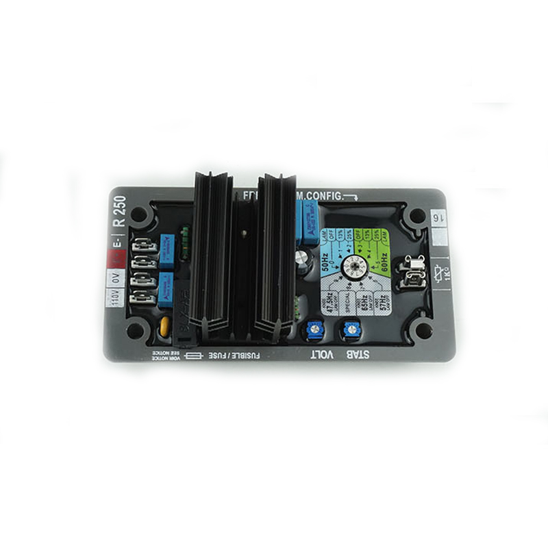 R250 AVR Automatic Voltage Regulator Controls Module Card for Leroy Somer AVR R250 automatic voltage regulator