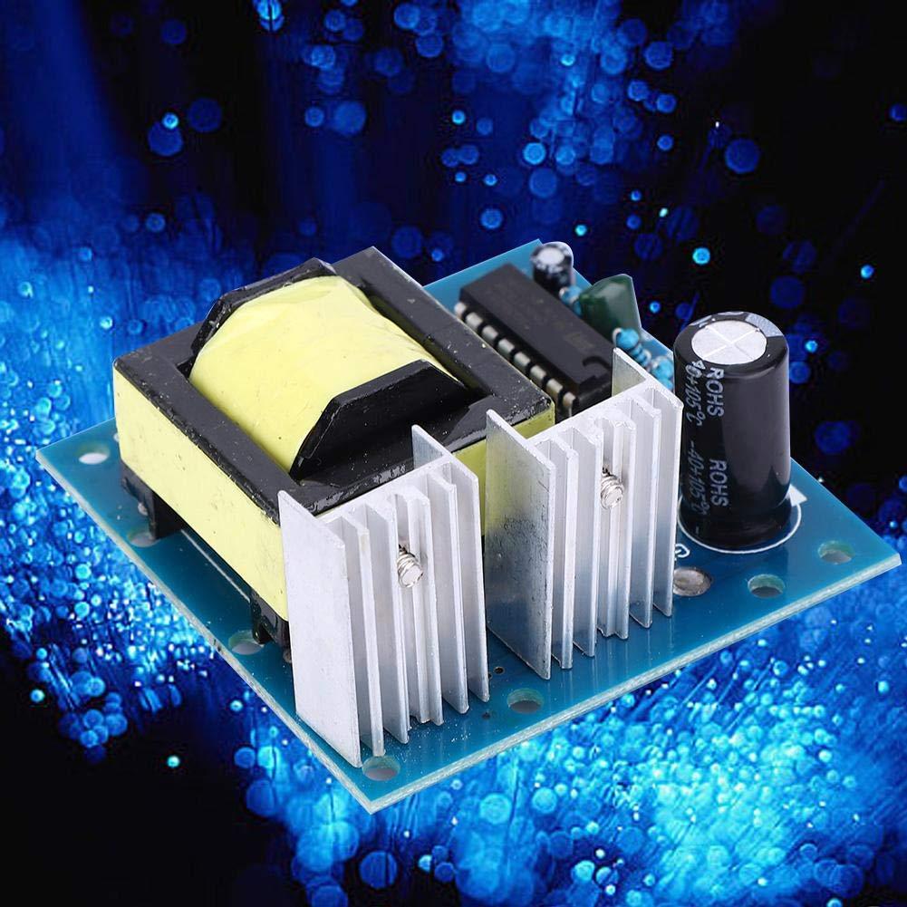 DC-AC Step-up 12V to 110V 220V Inverter Boost Board 150W Converter Transformer blue