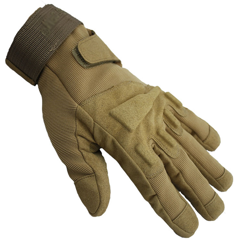 Unisex Full Finger Gloves Warm Windproof