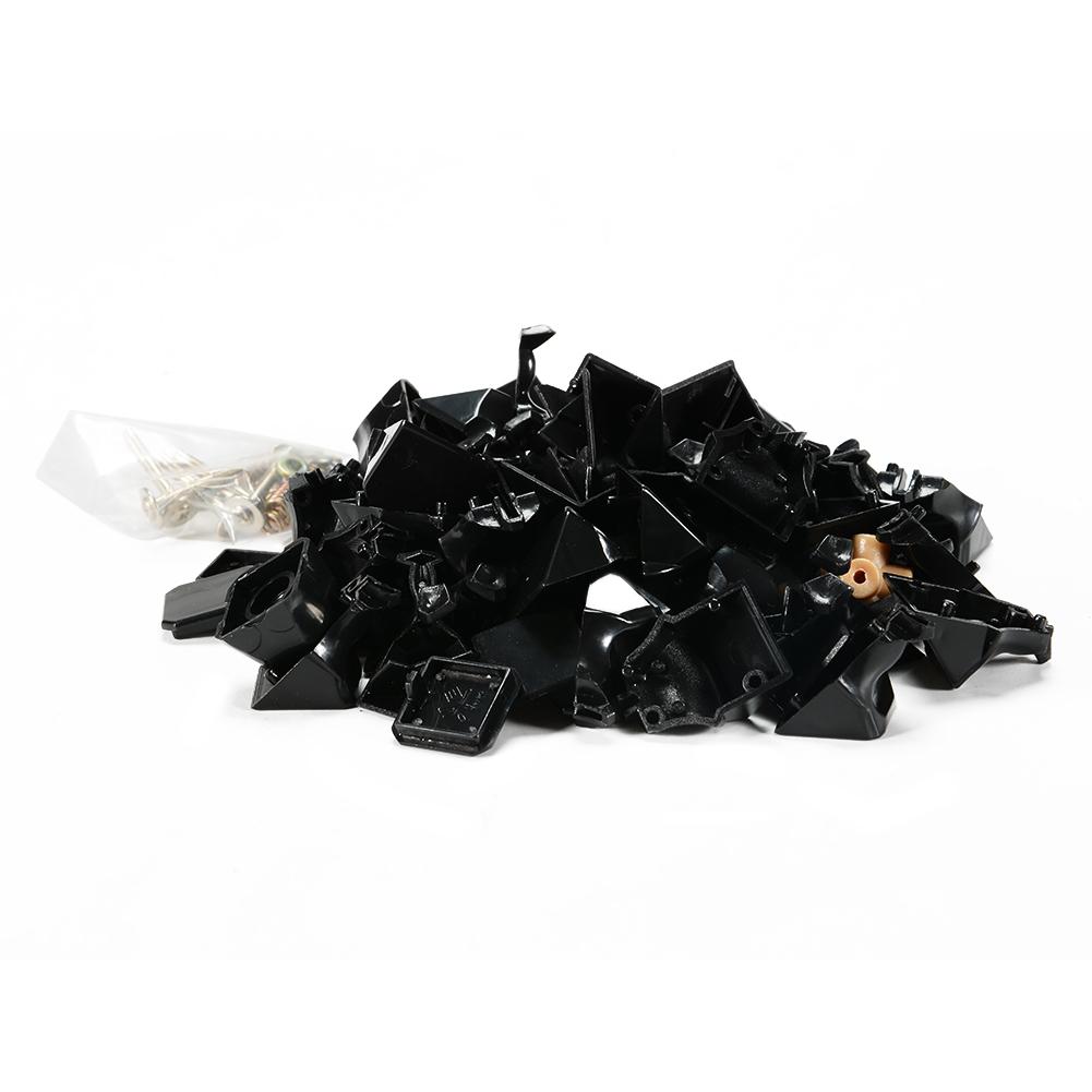Da Yan Zhan Chi 50mm Magic Cube Parts Puzzle Cube Accessories black