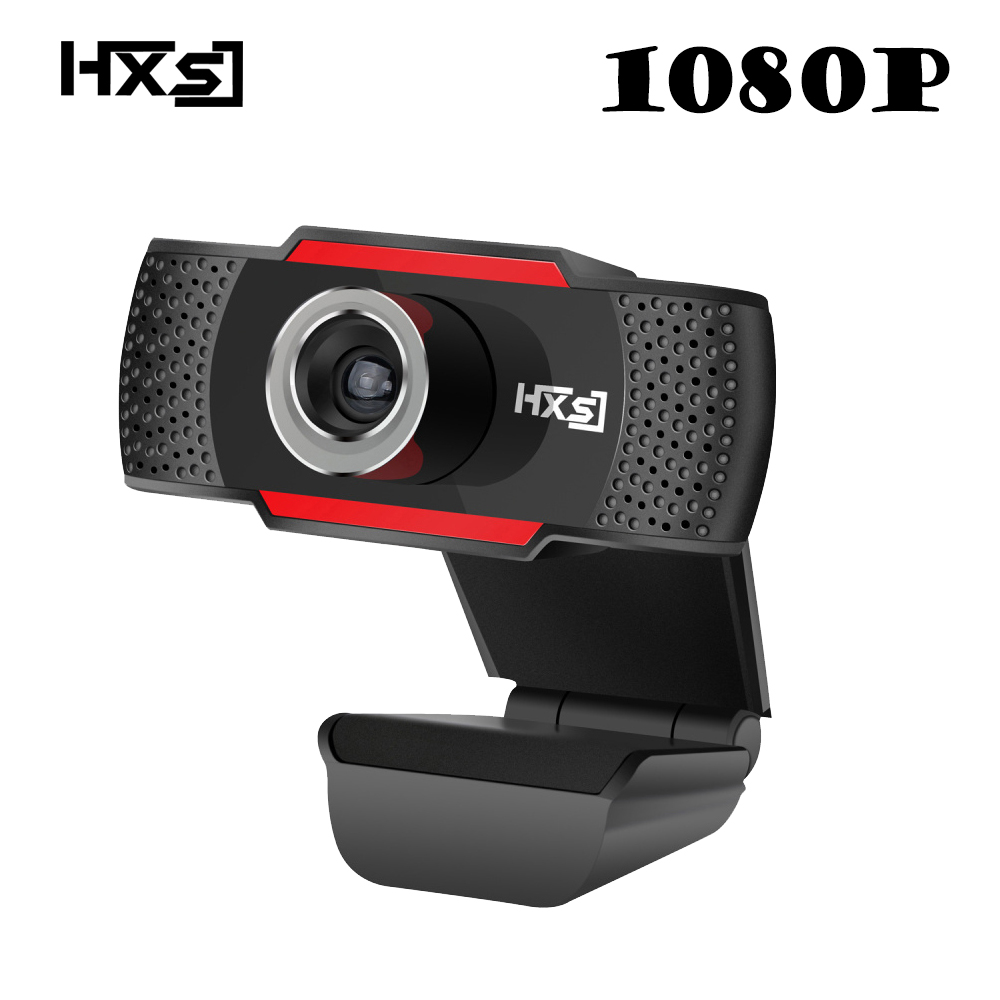 USB Web Camera 1080P HD 2MP Computer Camera Webcams Built-In Sound-absorbing Microphone  S80 HD 1080P