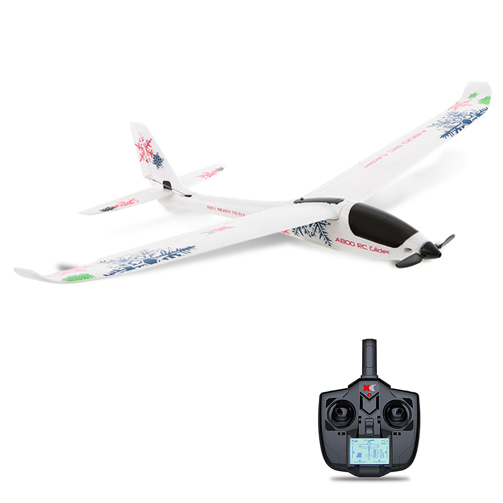 RC Glider Airplane Compatible Futaba RTF