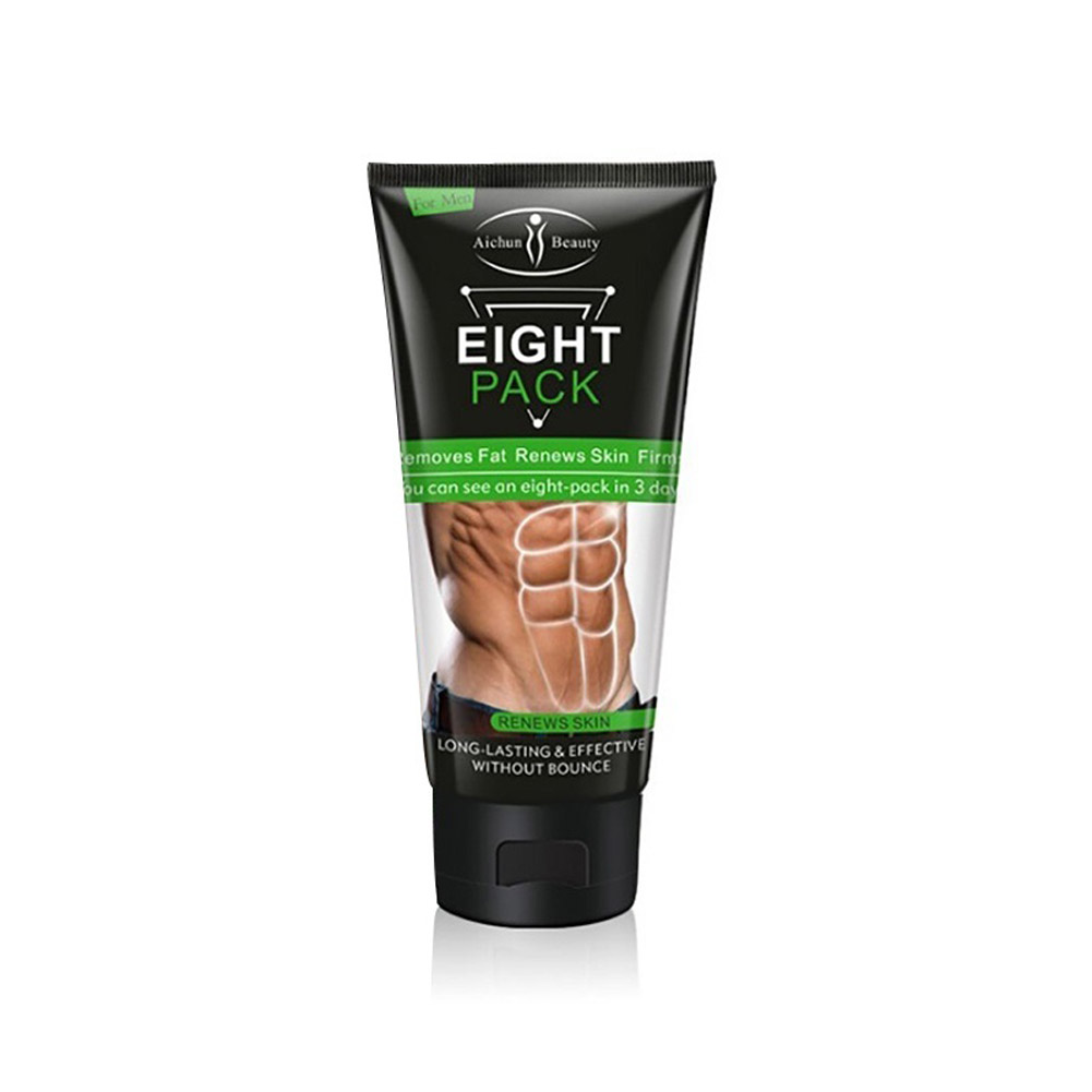 Powerful Stronger Body Cream Hormones MEN Muscle Strong Anti Cellulite Burning Cream Slimming Gel For Abdominals Muscle 80ML
