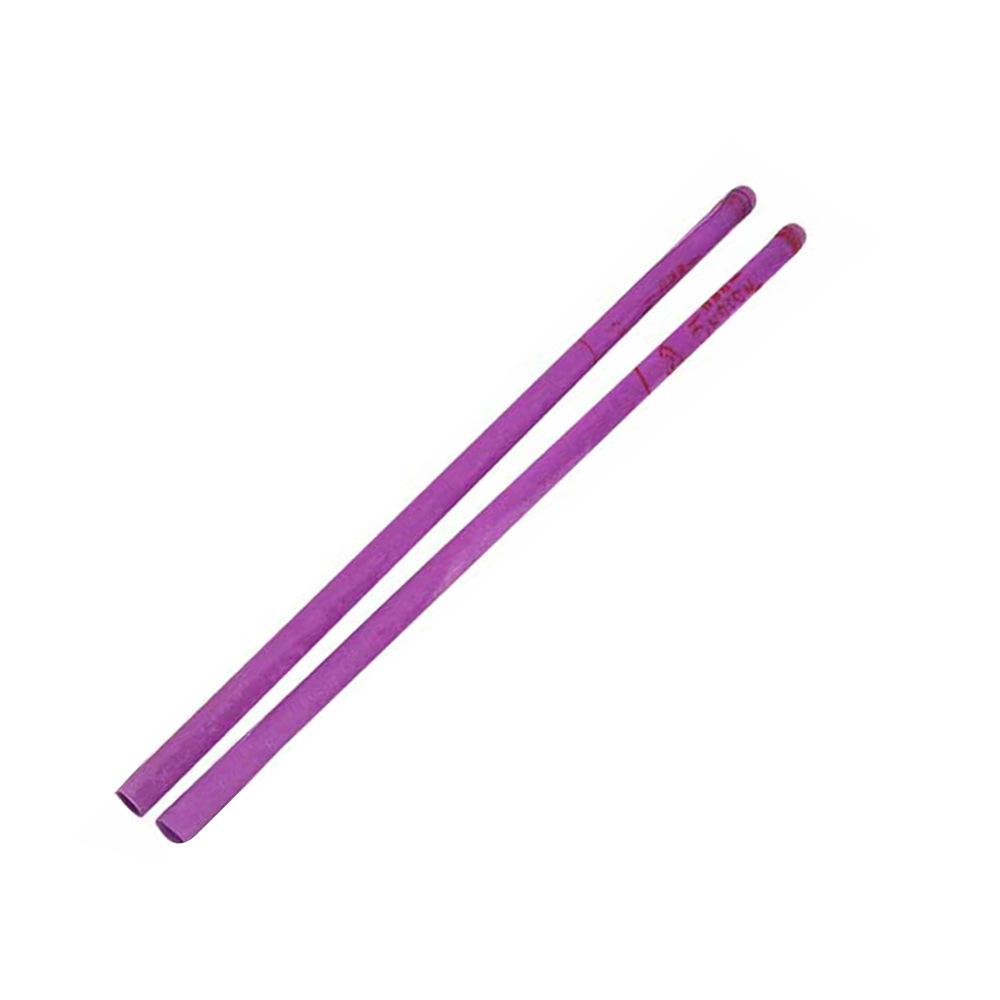 Straight  Ear  Candle  Stick Beeswax Ear Health Care Aroma Aromatherapy Ear Therapy Ear Candle Stick Straight purple pair