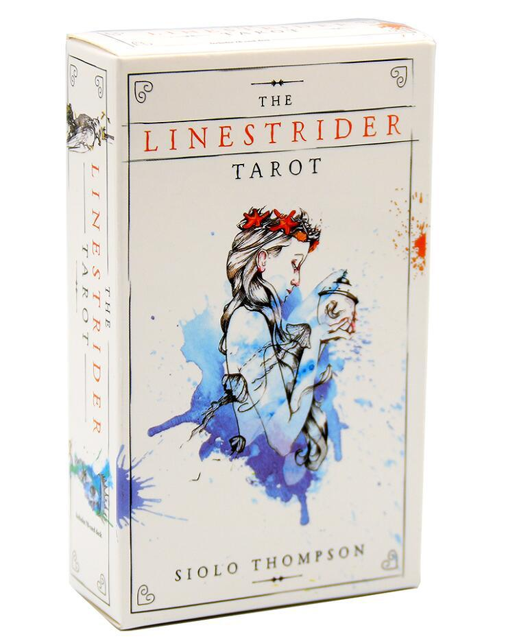 Modern Tarot Tarot Cards Deck Board Games English For Family Gift Party Playing Card Game Entertainment No. 107