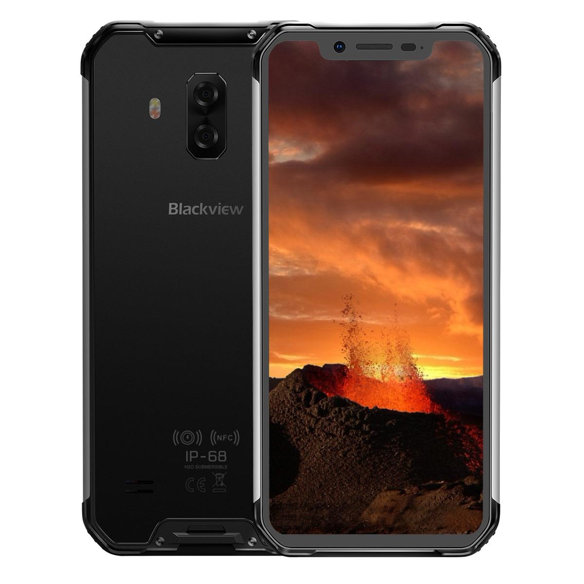 Original Blackview BV9600E Mobile Phone Waterproof Helio P70 Global 4G 6.21