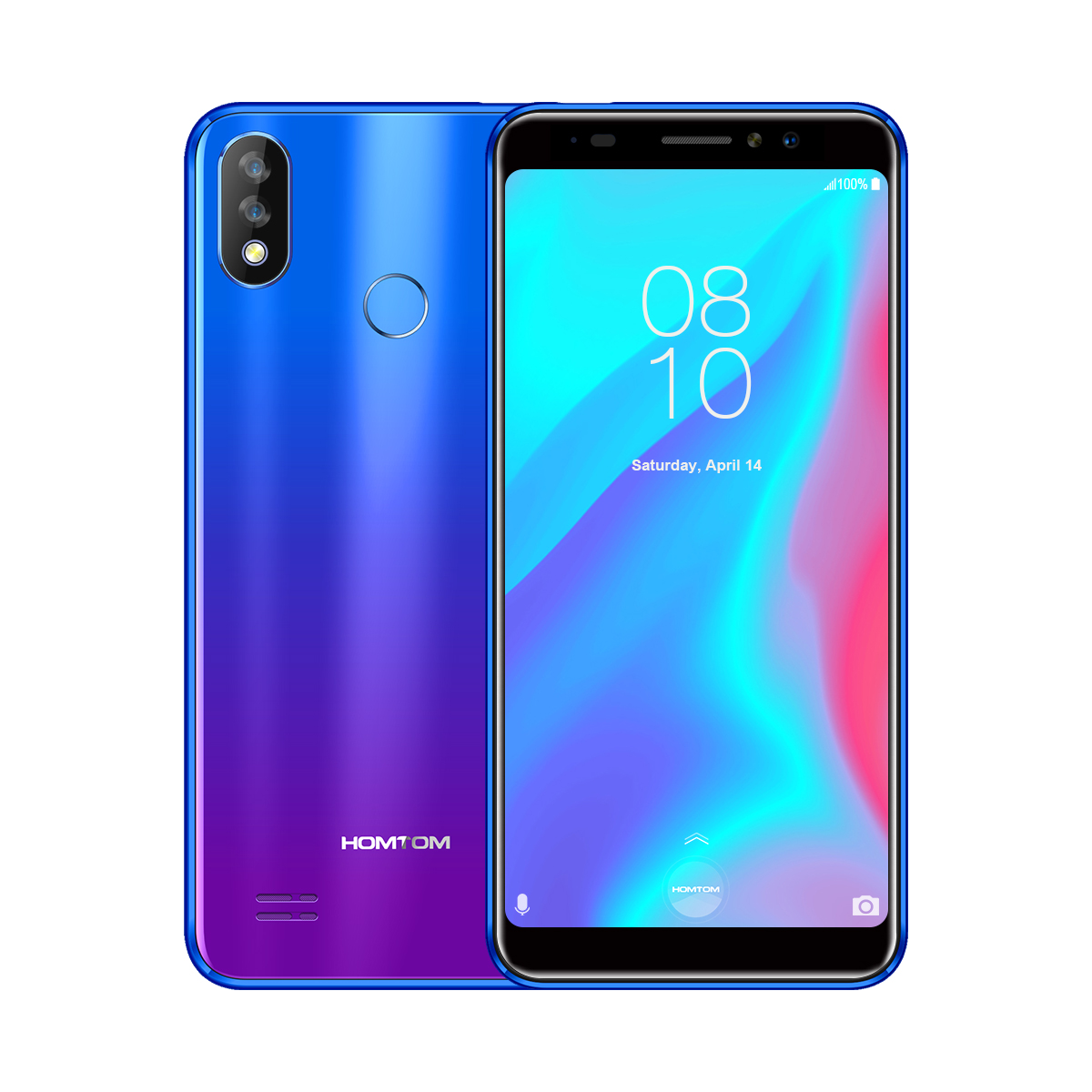 HOMTOM C8 2GB +32GB Cool Blue