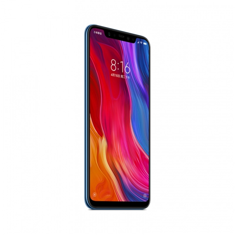 Xiaomi Mi 8 Android Phone 6+128GB Blue