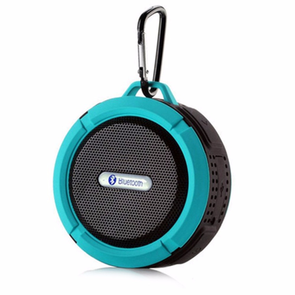 C6 Outdoor Wireless Bluetooth Speaker - Blue