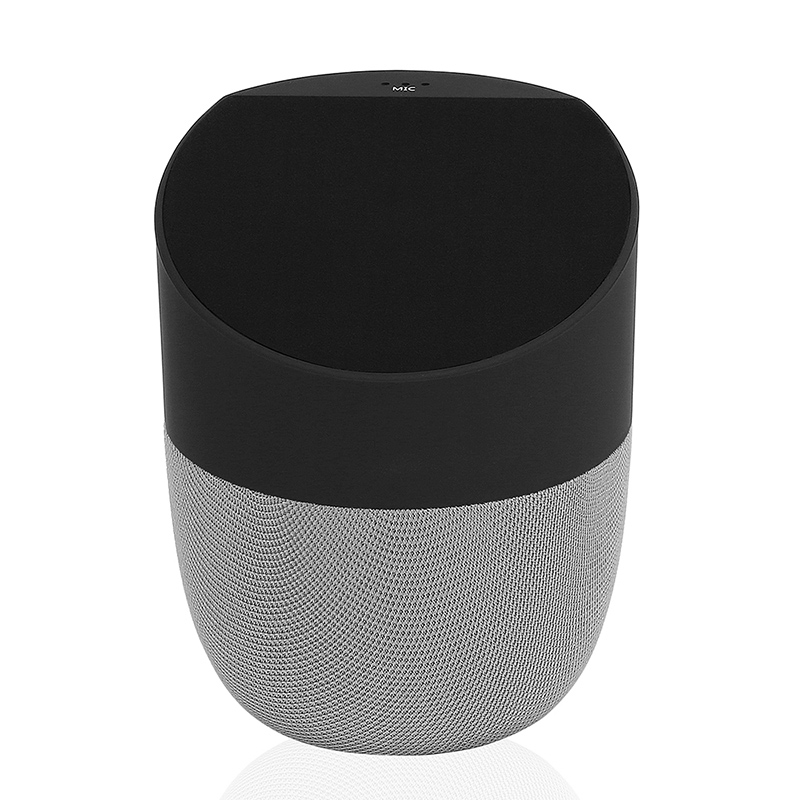 Bluetooth Speaker With Wireless Charger - BT 4.2, 5 Watt Speaker, Qi Wireless Charging, 1800mAh Battery