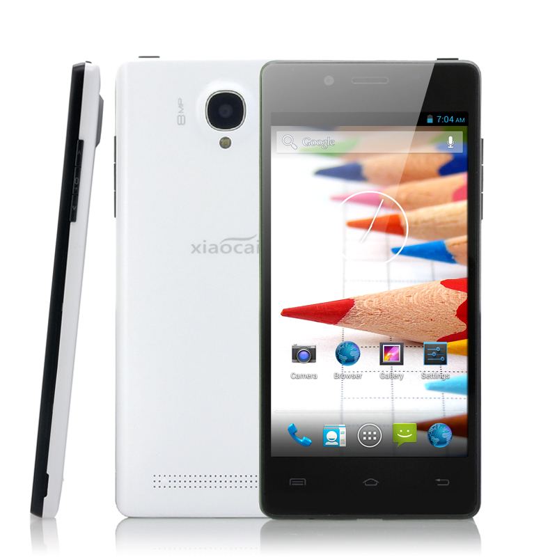 XiaoCai X9S 4.5 Inch OGS Android Phone (W)