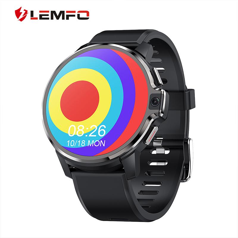 Lemp Smart Watch Wad15ma1 4g 64gb Dual Chip System Multifunctional Smart Bracelet Black