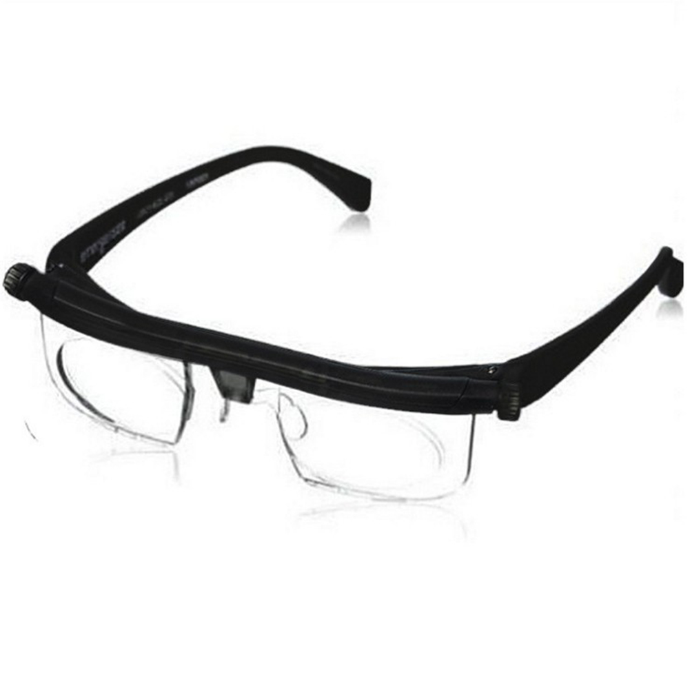 Adjustable Focal Length Myopic Glasses
