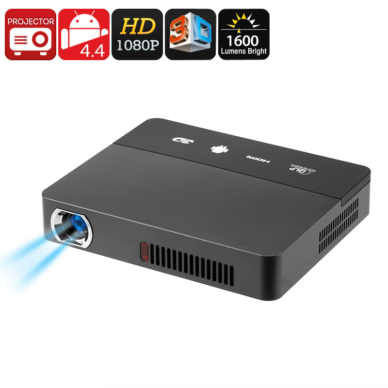 Wholesale rd 601 smart mini 3d dlp projector from china for Mini smart projector