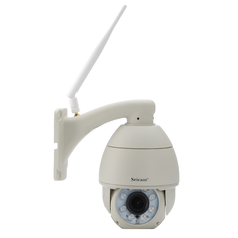 Outdoor Weatherproof PTZ Speed Dome Camera