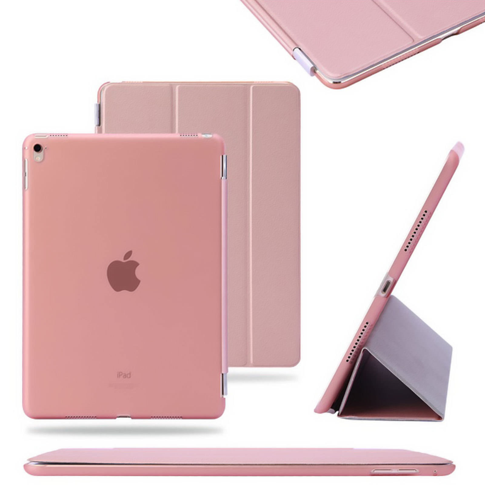 Smart Stand Magnetic Back Case iPad