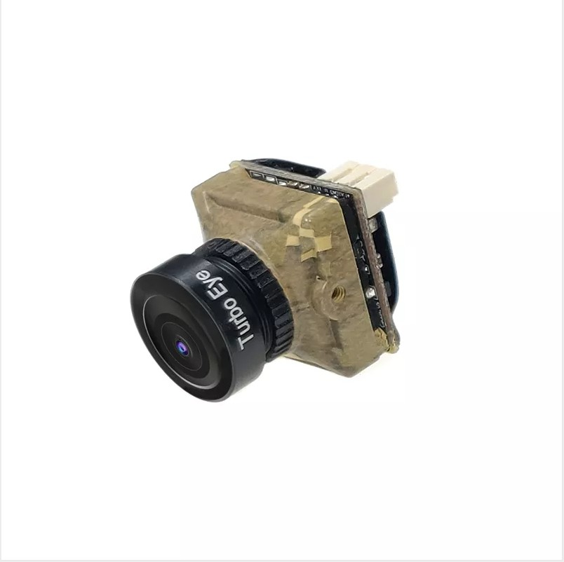 Caddx Turbo Micro SDR2 Plus Race Version 1000TVL Super WDR OSD Low Latency Switched Mini FPV Camera green