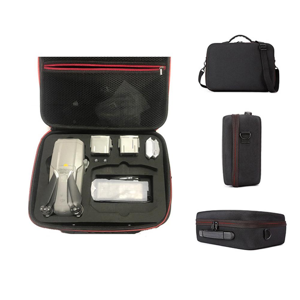 Storage Bag Shoulder Bag Handbag Fly More Combo Battery Charger Propeller Accessories for Mavic Air 2 Case Bag DJI Air 2 Drone nylon