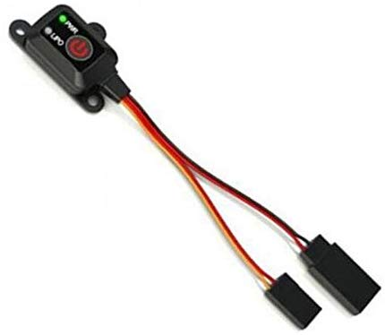 SKYRC Power Switch On/Off MCU Controlled LIPO NIMH Battery RC Car #SK-600054-02 SK-600054-02