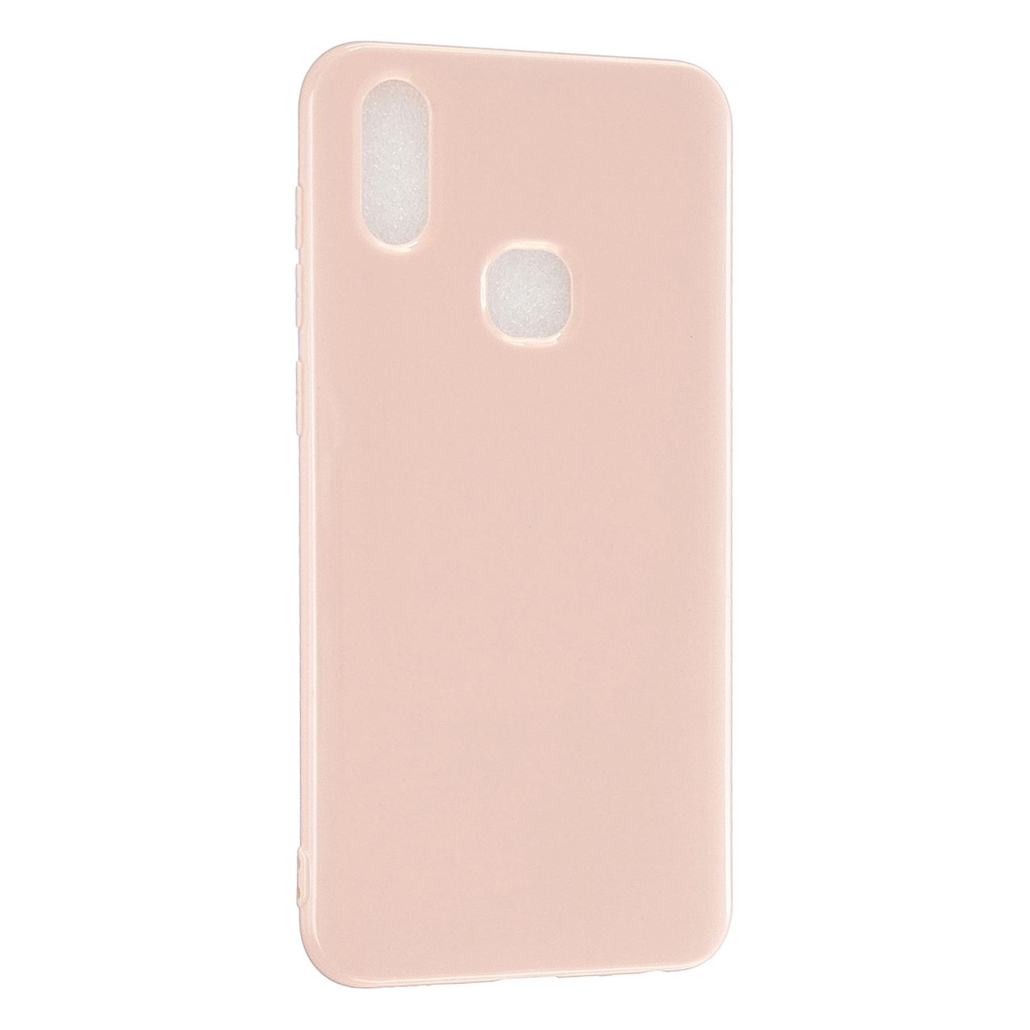 for VIVO Y17/Y3 / Y91/Y95/Y93 Thicken 2.0mm TPU Back Cover Cellphone Case Shell light pink