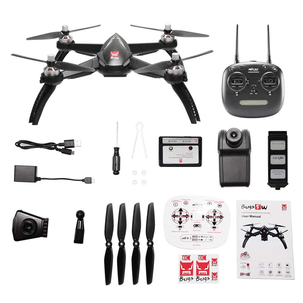 RC Drone with WIFI FPV 1080P HD Camera