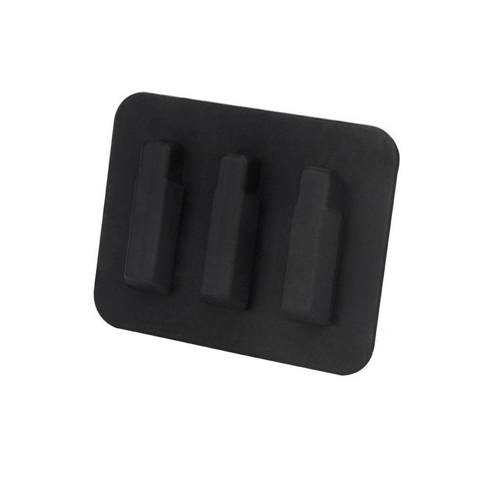 Portable Guitar Mute Silencer for Weaken the Sound black