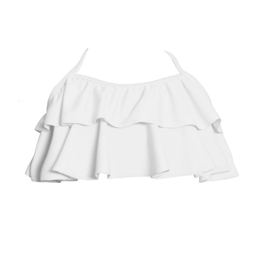Women Fashion Sexy Ruffle Tops/Printing High Waist Shorts