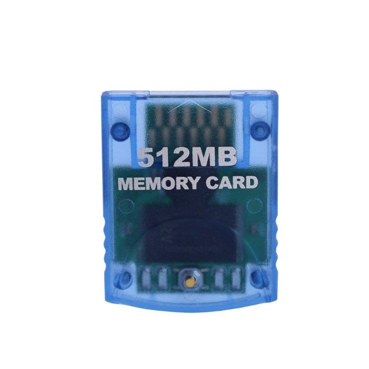 512MB Memory Card for Nintend Wii Console Memory Storage Card for GameCube GC  512M